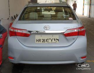 2015 Toyota Corolla Altis G MT