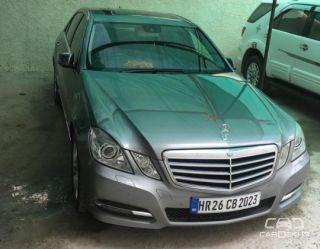 2013 Mercedes-Benz E-Class 2009-2013 E 220 CDI Avantgarde