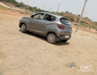 2016 Mahindra KUV 100 mFALCON D75 K4 Plus