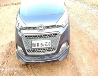 2017 Hyundai i20 Sportz 1.2