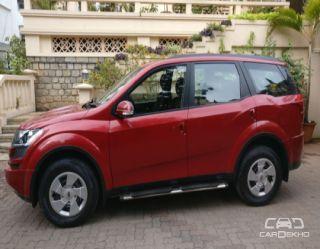 2013 Mahindra XUV500 W6 2WD
