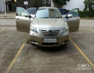 2007 Toyota Camry W2 (AT)