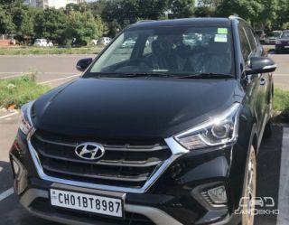 2018 Hyundai Creta 1.6 SX Option Diesel