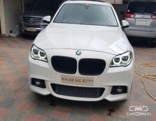 2016 BMW 5 Series 2013-2017 530d M Sport