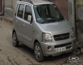 2006 Maruti Wagon R LX Minor