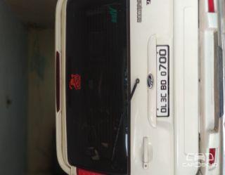 2011 Mahindra Scorpio SLE BSIV