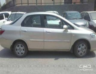2006 Honda City 1.5 GXI