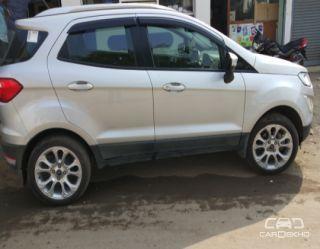 2018 Ford EcoSport 1.5 Diesel Titanium Plus
