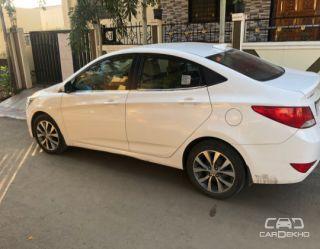 2017 Hyundai Verna CRDi 1.6 SX Option