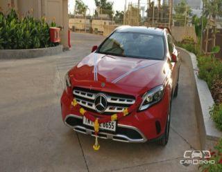 2017 Mercedes-Benz GLA Class 220 d 4MATIC