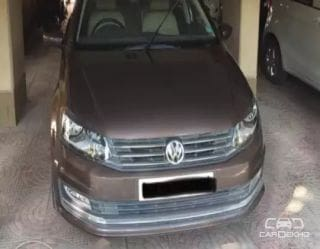 2017 Volkswagen Vento 1.5 TDI Highline
