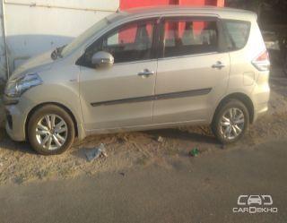 2017 Maruti Ertiga SHVS VDI Limited Edition