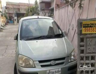 2005 Hyundai Getz GLE