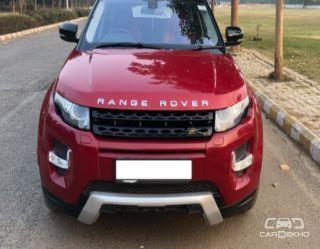 2013 Land Rover Range Rover 2.2L Dynamic