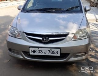 2008 Honda City ZX EXi
