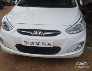 2015 Hyundai Verna 1.6 CRDi S Option