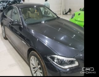 2014 BMW 5 Series 2013-2017 520d Luxury Line