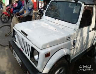 1998 Maruti Gypsy King Soft Top