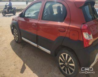 2014 Toyota Etios Cross 1.4L GD