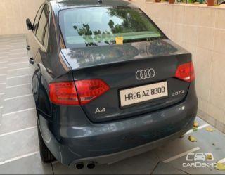 2009 Audi A4 New  2.0 TDI Multitronic