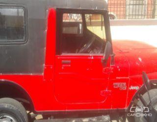 1993 Mahindra Jeep 2.5L
