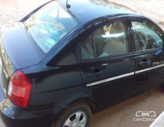 2009 Hyundai Verna CRDi SX ABS