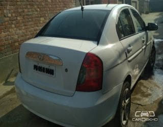 2008 Hyundai Verna CRDi