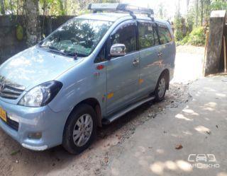 2011 Toyota Innova 2.5 VX (Diesel) 7 Seater BS IV