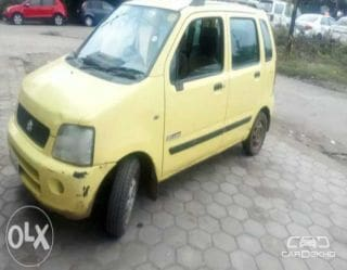 2004 Maruti Wagon R LXI BSIII