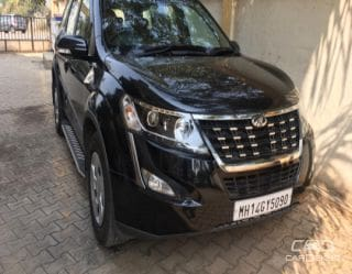 2018 Mahindra XUV500 W7 AT
