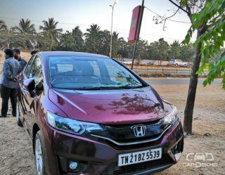 2016 Honda Jazz 1.2 V CVT i VTEC