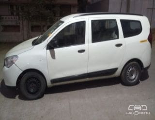 2016 Renault Lodgy 85PS RxE