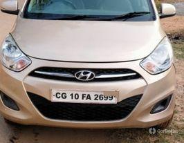 2011 Hyundai i10 Magna