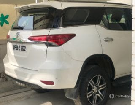 2017 Toyota Fortuner 2.8 2WD MT BSIV