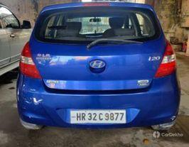 2010 Hyundai i20 Asta 1.4 CRDi (Diesel)