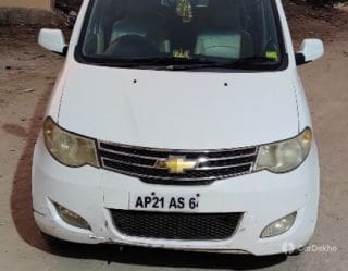2013 Chevrolet Enjoy TCDi LT 7 Seater