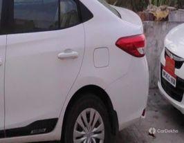 2018 Toyota Yaris J BSIV