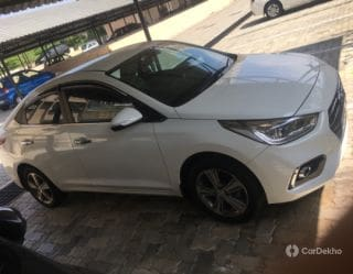2019 Hyundai Verna VTVT 1.6 AT SX Option