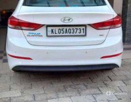 2017 Hyundai Elantra 1.6 SX Option