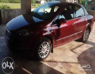2010 Fiat Linea Emotion (Diesel)