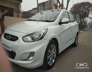 2013 Hyundai Verna 1.6 CRDi EX AT