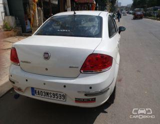 2013 Fiat Linea Emotion (Diesel)