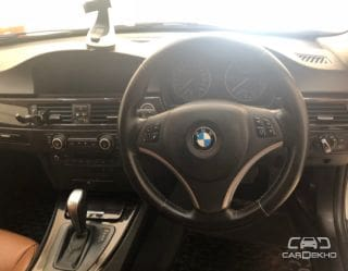 2012 BMW 3 Series 320d Highline