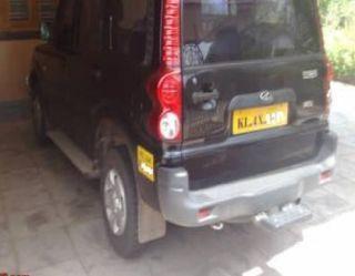 2017 Mahindra Scorpio Getaway 4WD