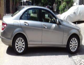 2008 Mercedes-Benz New C-Class C 200 Kompressor Elegance AT