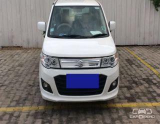 2017 Maruti Wagon R AMT VXI Plus