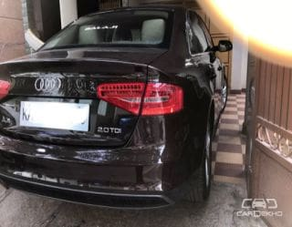 2012 Audi A4 New  2.0 TDI Multitronic