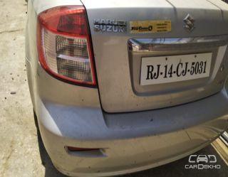 2010 Maruti SX4 Zxi BSIII