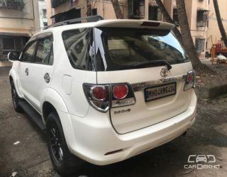 2016 Toyota Fortuner 3.0 Diesel
