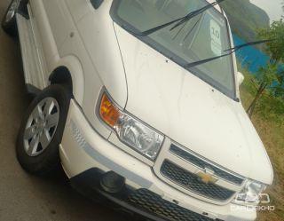 2017 Chevrolet Tavera LS 9 Str BS IV